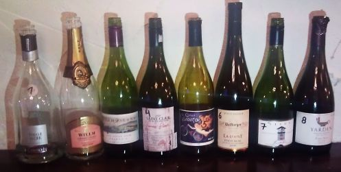 Pinot Noir tasting viiniritarit 180112