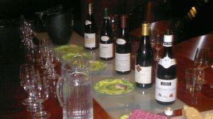 Burgunditasting 10-2013